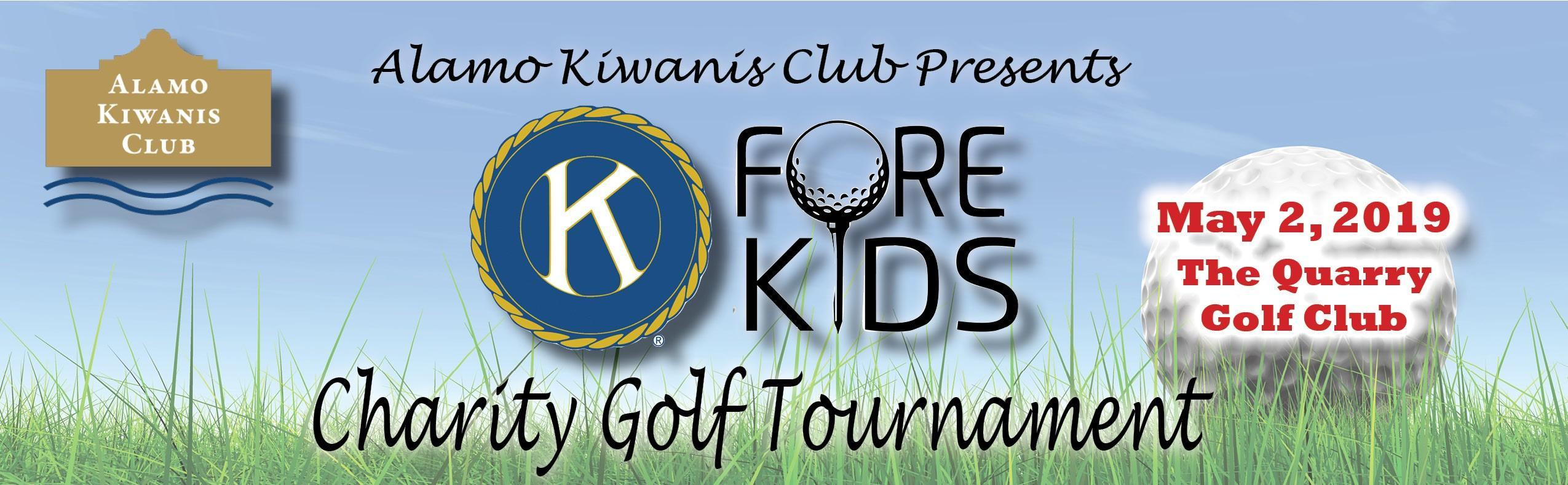 K Fore Kids Charity Golf Tournament 2020
