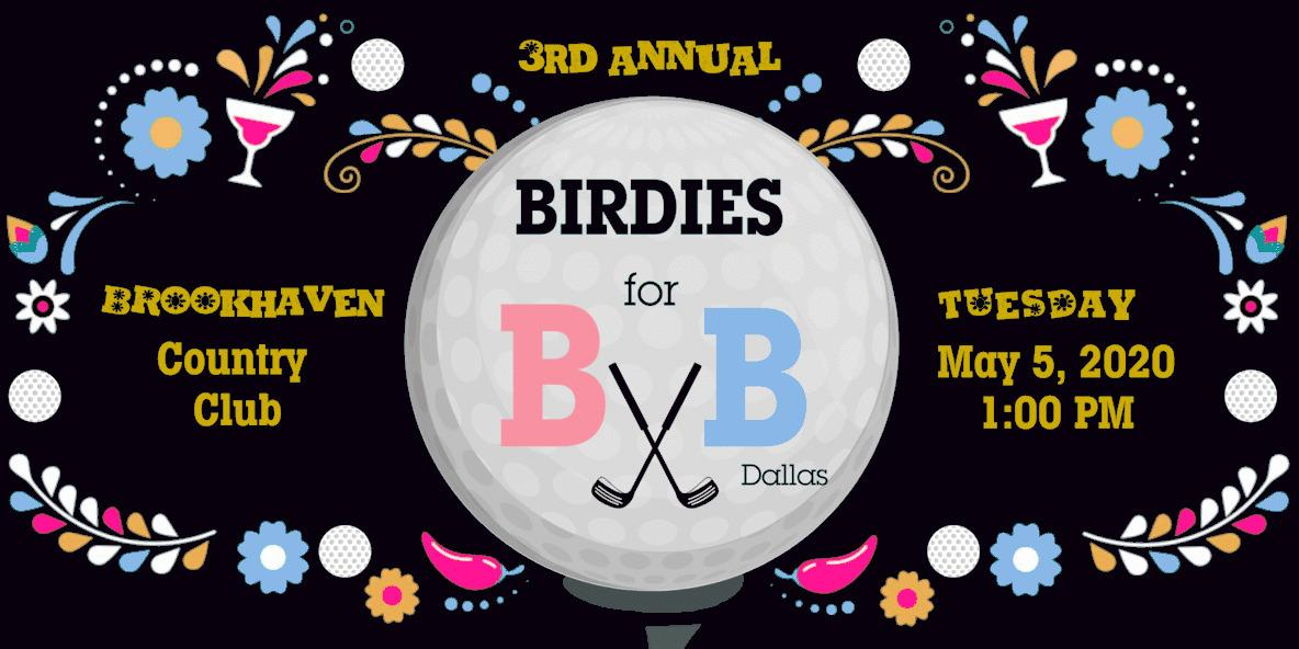 3rd Annual Birdies for BvB Golf Tournament