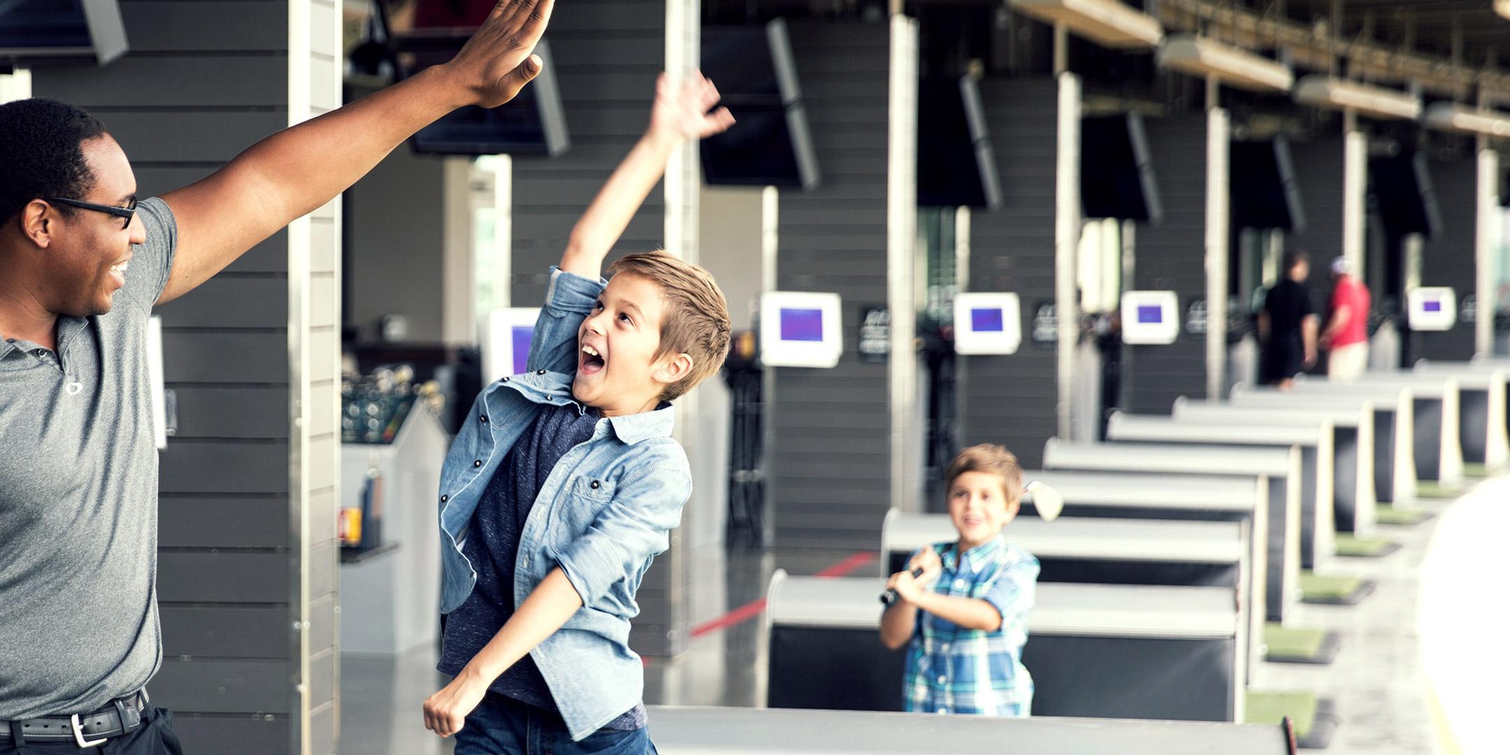 Kids Spring Academy 2020 at Topgolf Glendale