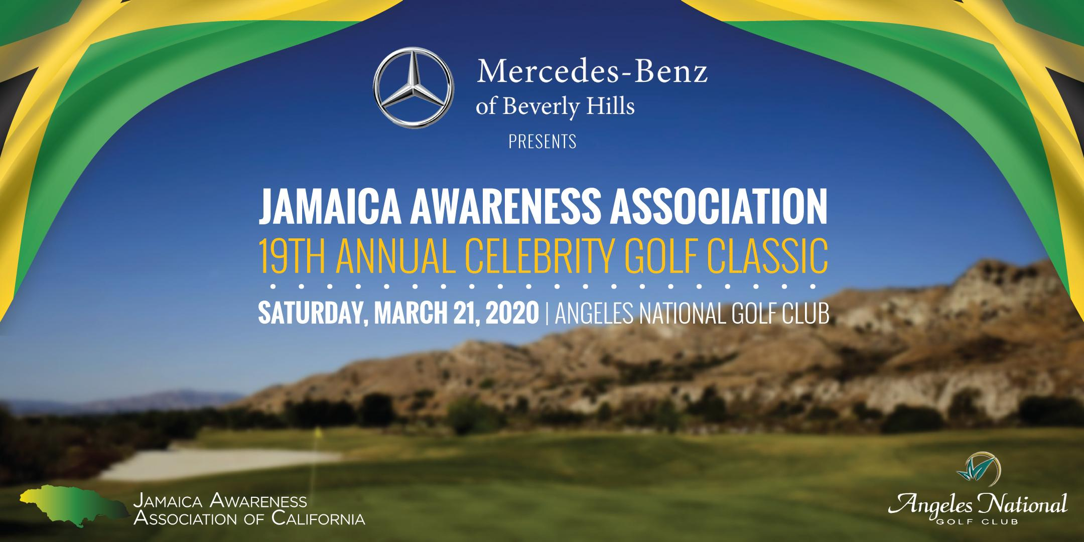 19th Annual JAAC Celebrity Golf Classic