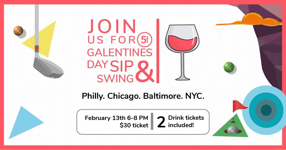 Sip & Swing - Chicago Golf Event for Women