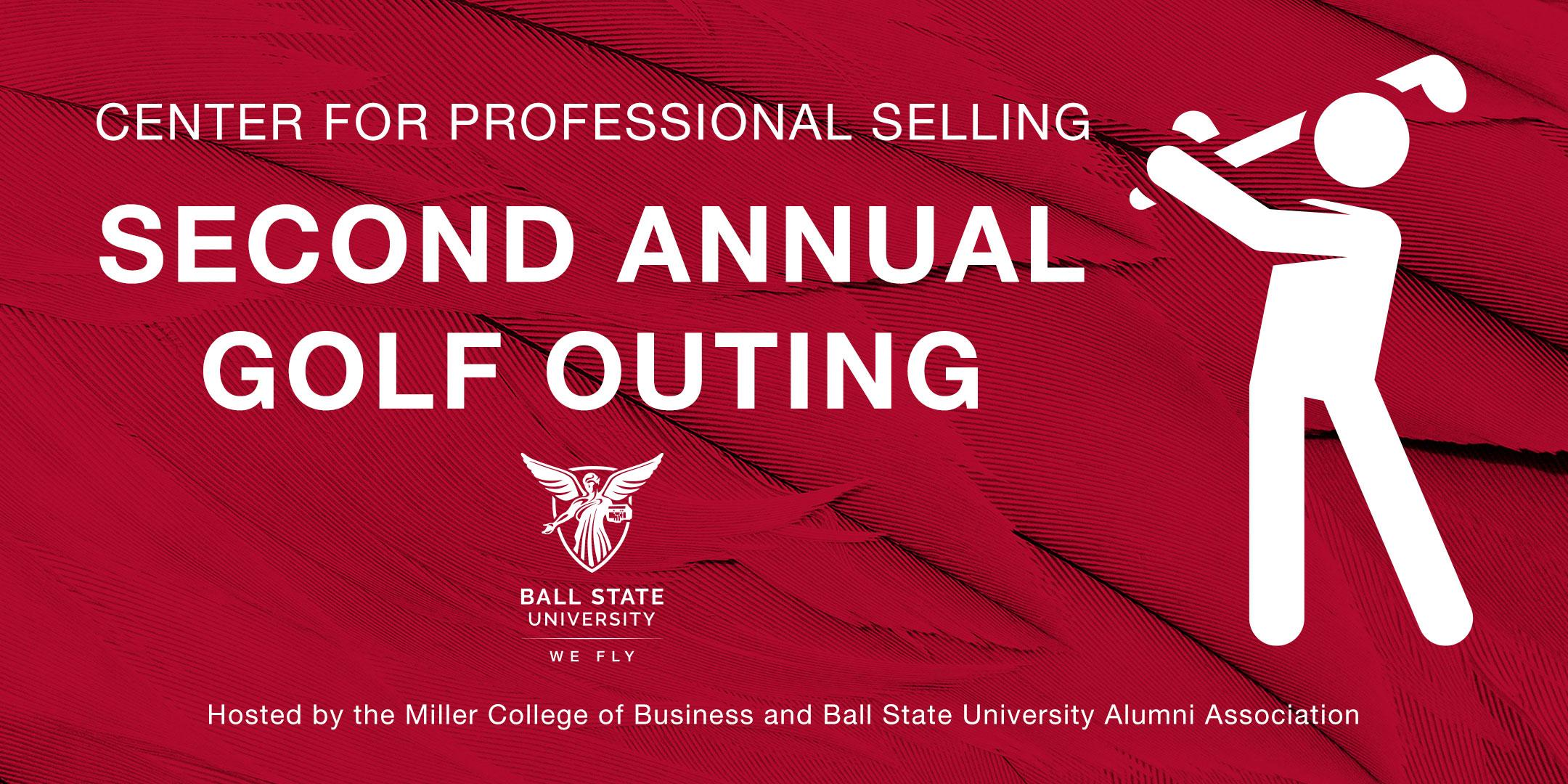 Center for Professional Selling Second Annual Golf Outing
