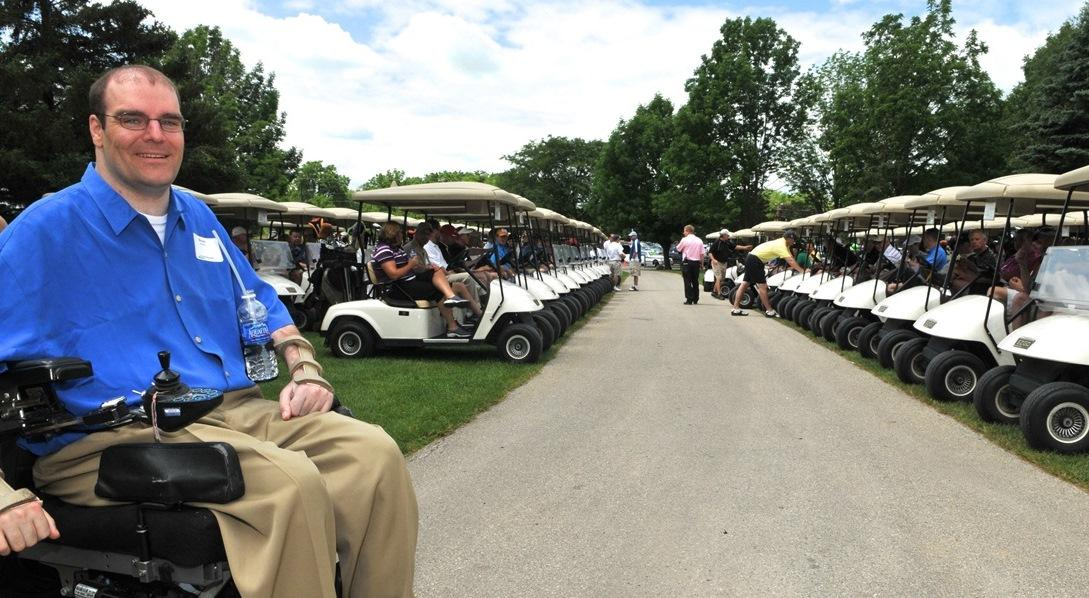 BRPF's 21st Annual Golf Outing, Dinner & Auction for Spinal Cord Injury Research