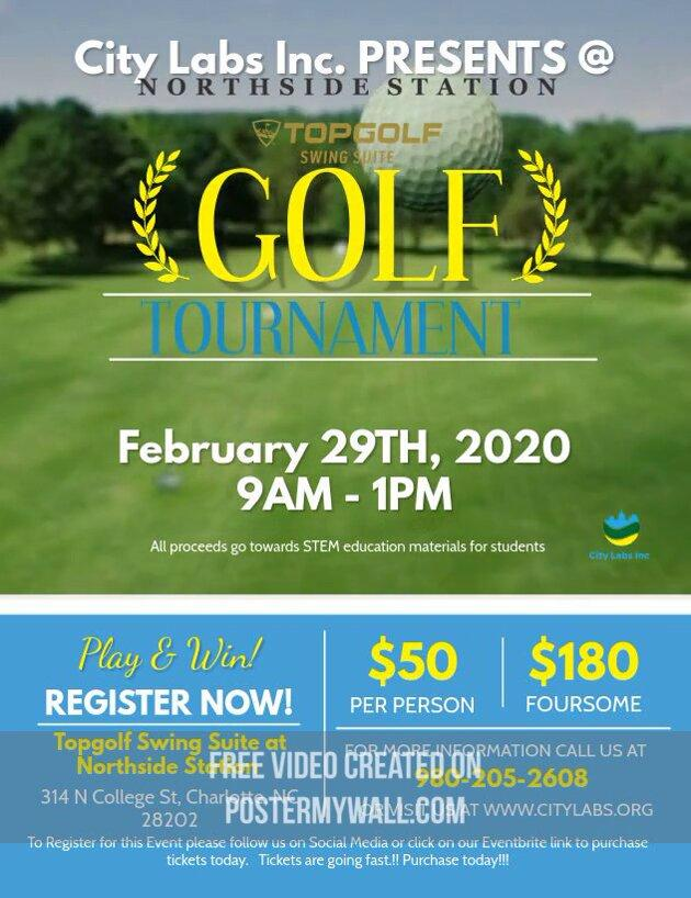 Golf Swing Suite Tournament