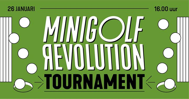 Minigolf Revolution Tournament