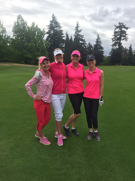 Ladies Golf Night