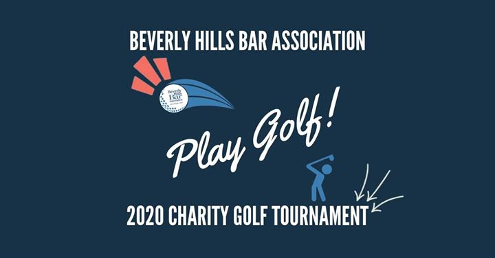 2020 Annual Golf Tournament
