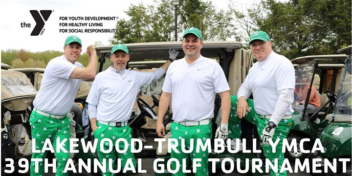 Lakewood-Trumbull YMCA 39th Annual Golf Tournament