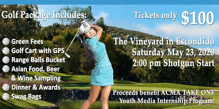 ACMA Sixth Annual Drive Dine and Wine Charity Golf Tournament