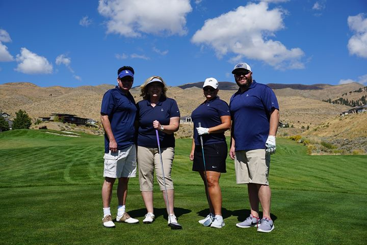 Sande Financial's Biggest Little Golf Tournament