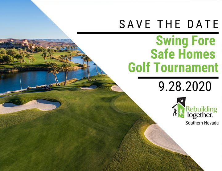 Swing Fore Safe Homes Golf Tournament
