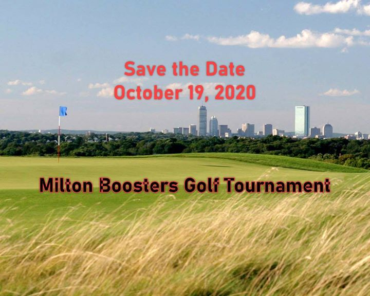 Milton Boosters Golf Tournament