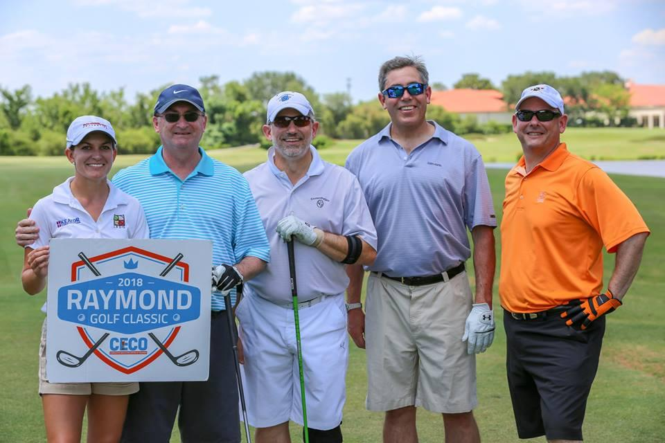 The 2020 Raymond Golf Classic