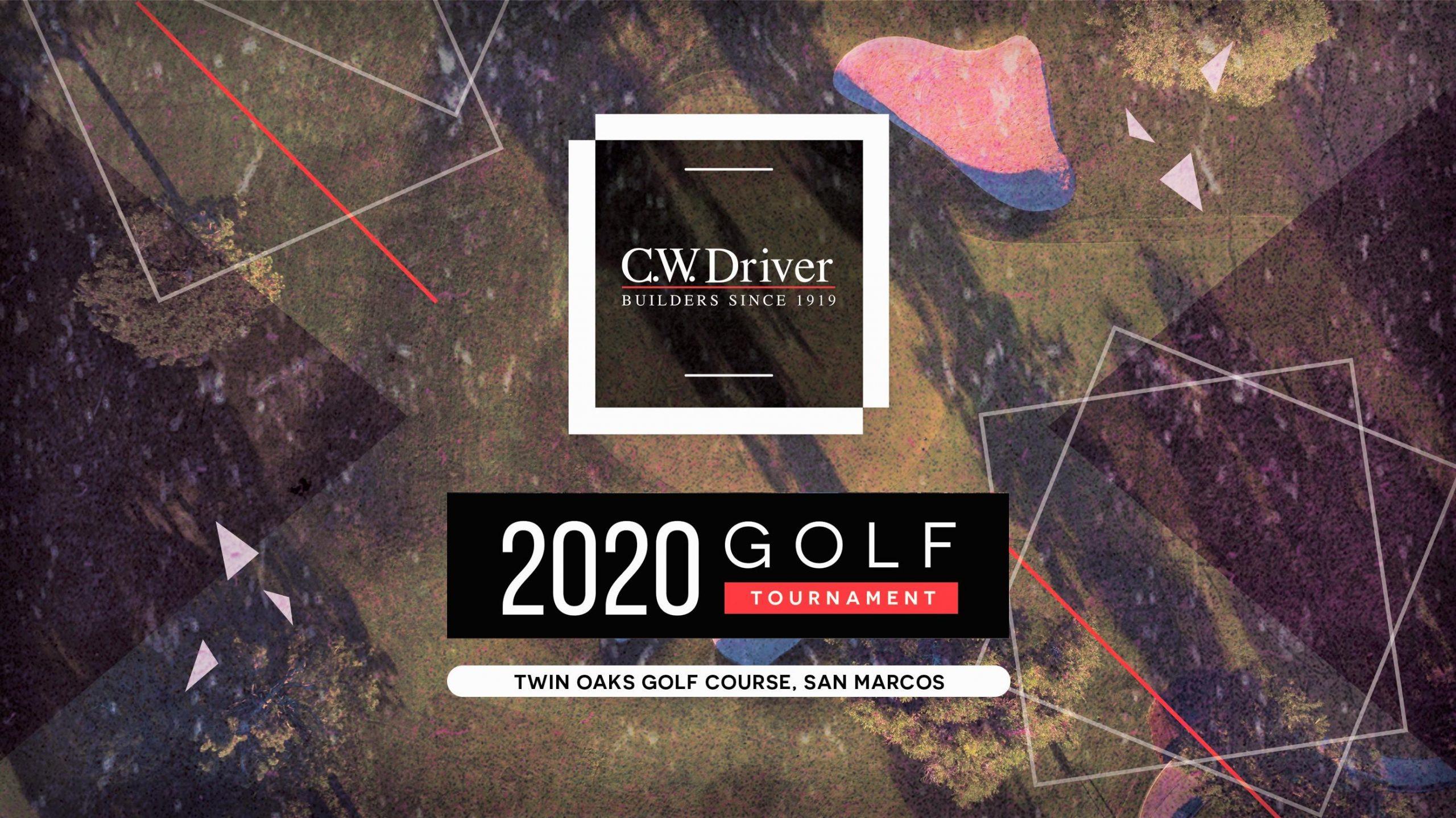 C.W. Driver San Diego 5th Annual Golf Tournament