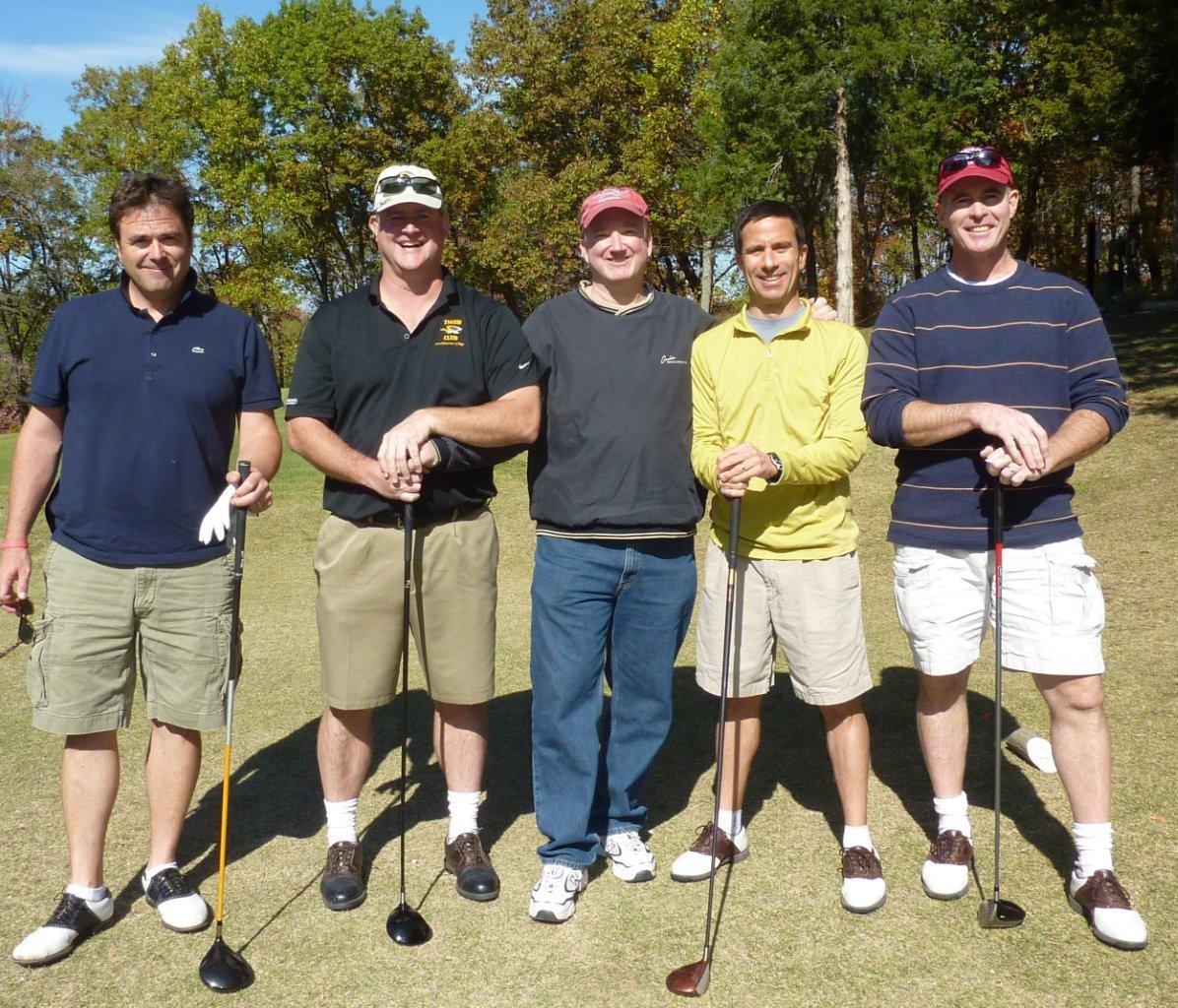 Sigma Nu Rho Chapter Alumni Golf Tournament