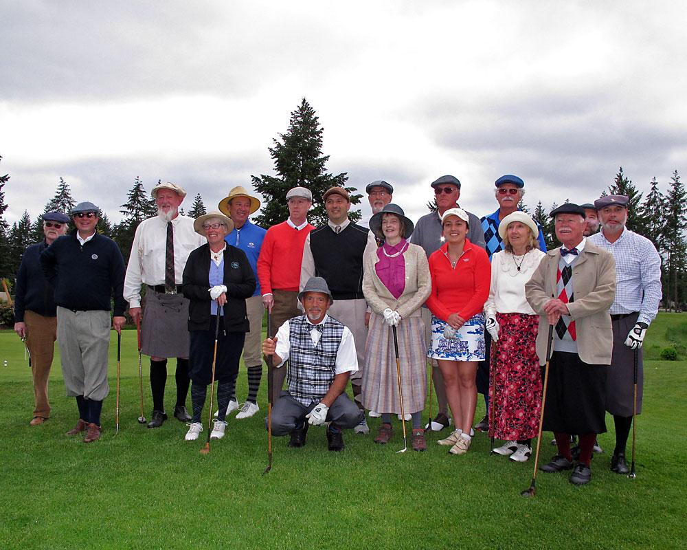 May 3, 2020 - 8th Annual Vintage Classic Hickory Golf Outing