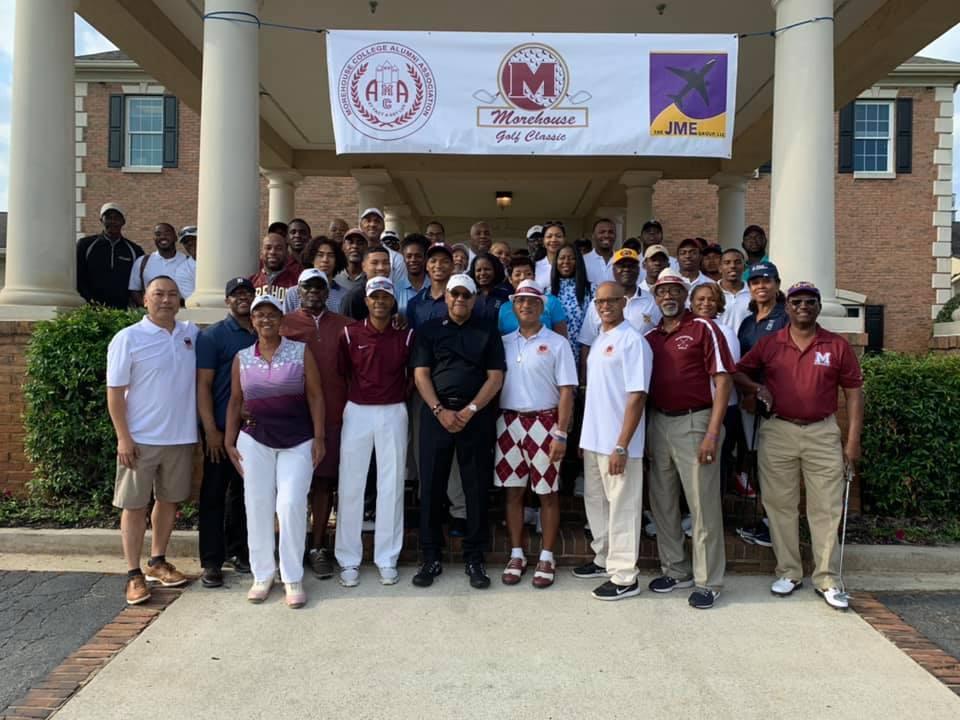 The 2020 Morehouse Golf Classic Atlanta