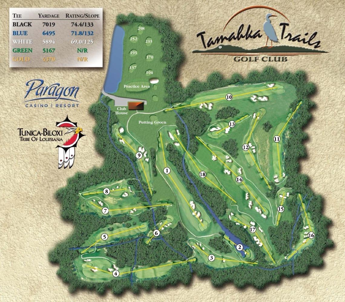 LAIA Golf Tournaments