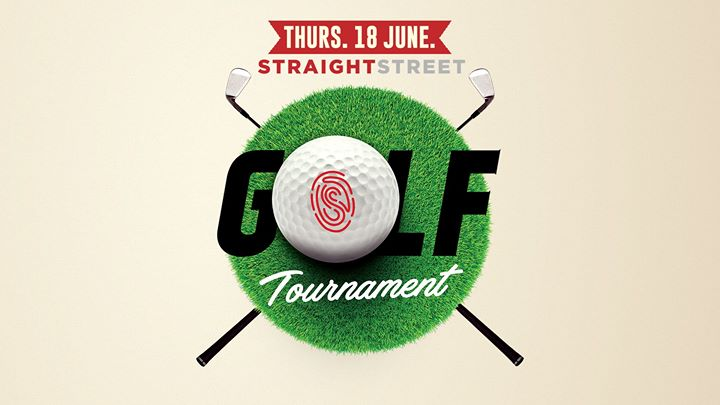 Straight Street Golf Tournament