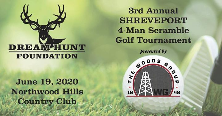 Shreveport Dream Hunt Golf Tournament