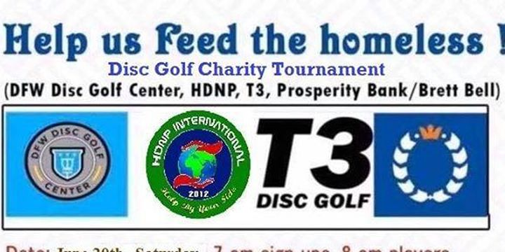 DFW Disc Golf Charity Tournament