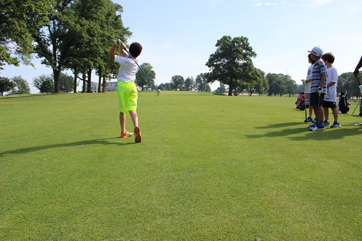 Premier Golf Camps At The Essex County Country Club