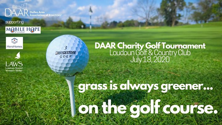 DAAR's Charity Golf Tournament 2020