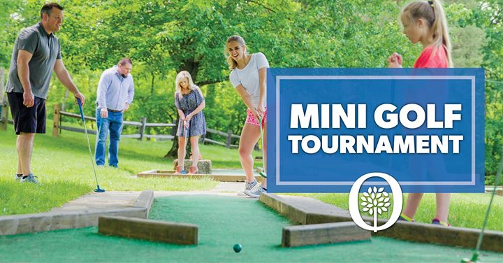 Mini Golf Tournament
