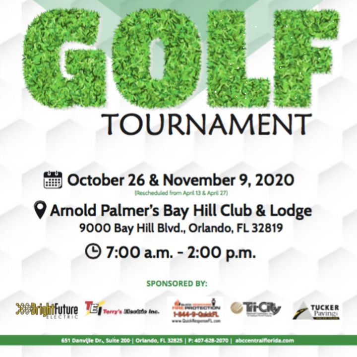 Bayhill Golf Tournament #2