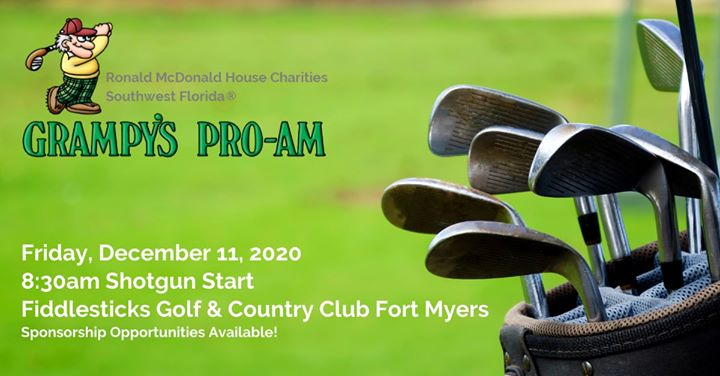 4th Annual Grampy's Pro-Am Golf Tournament