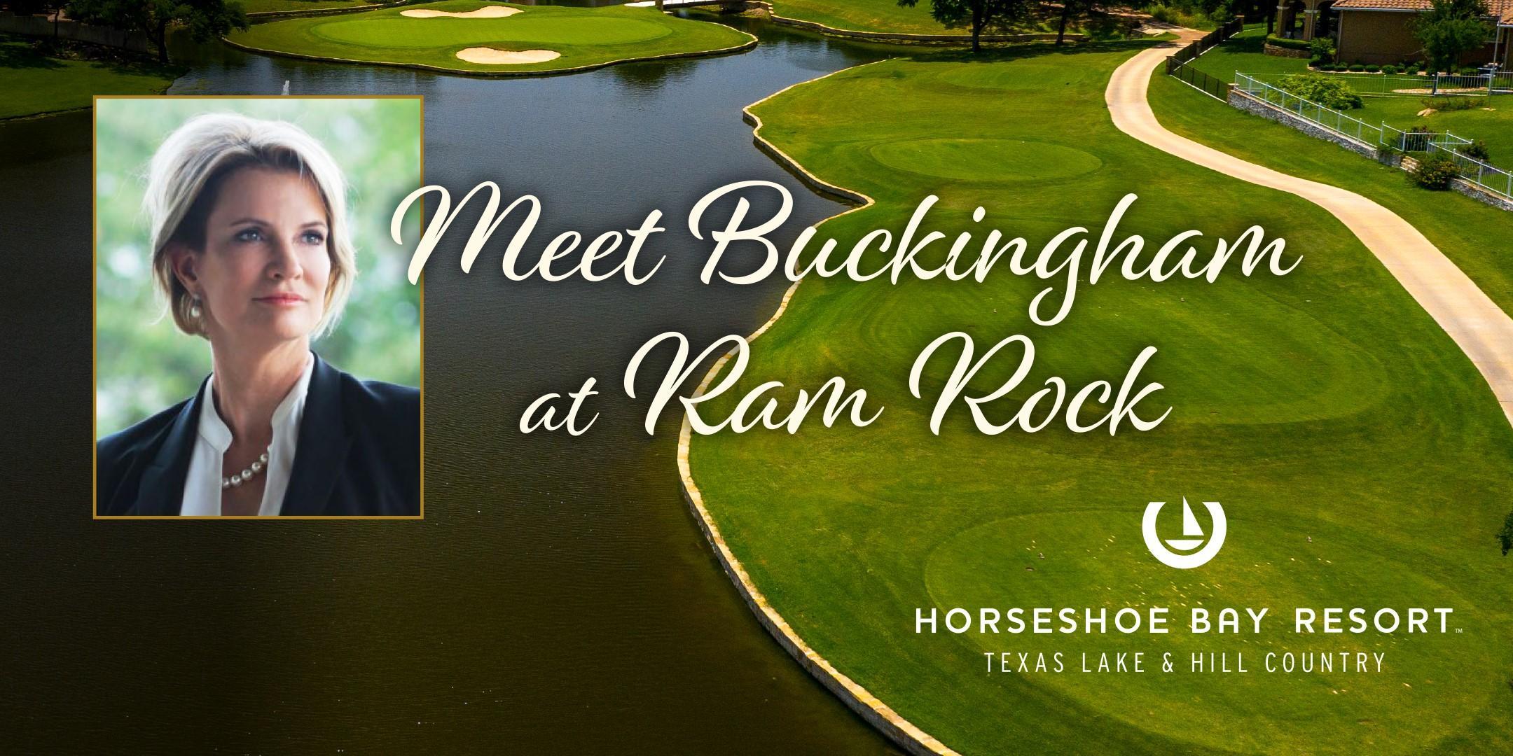 Buckingham Golf Tournament at Ram Rock - Horseshoe Bay Resort