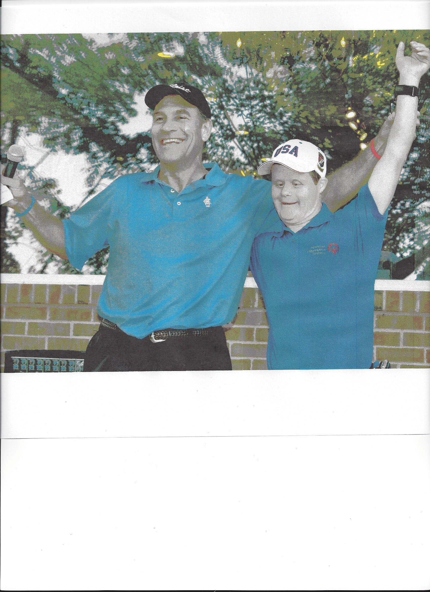 KENTUCKY WIRELESS GOLF-Benefiting the Special Olympics-Presented by POD