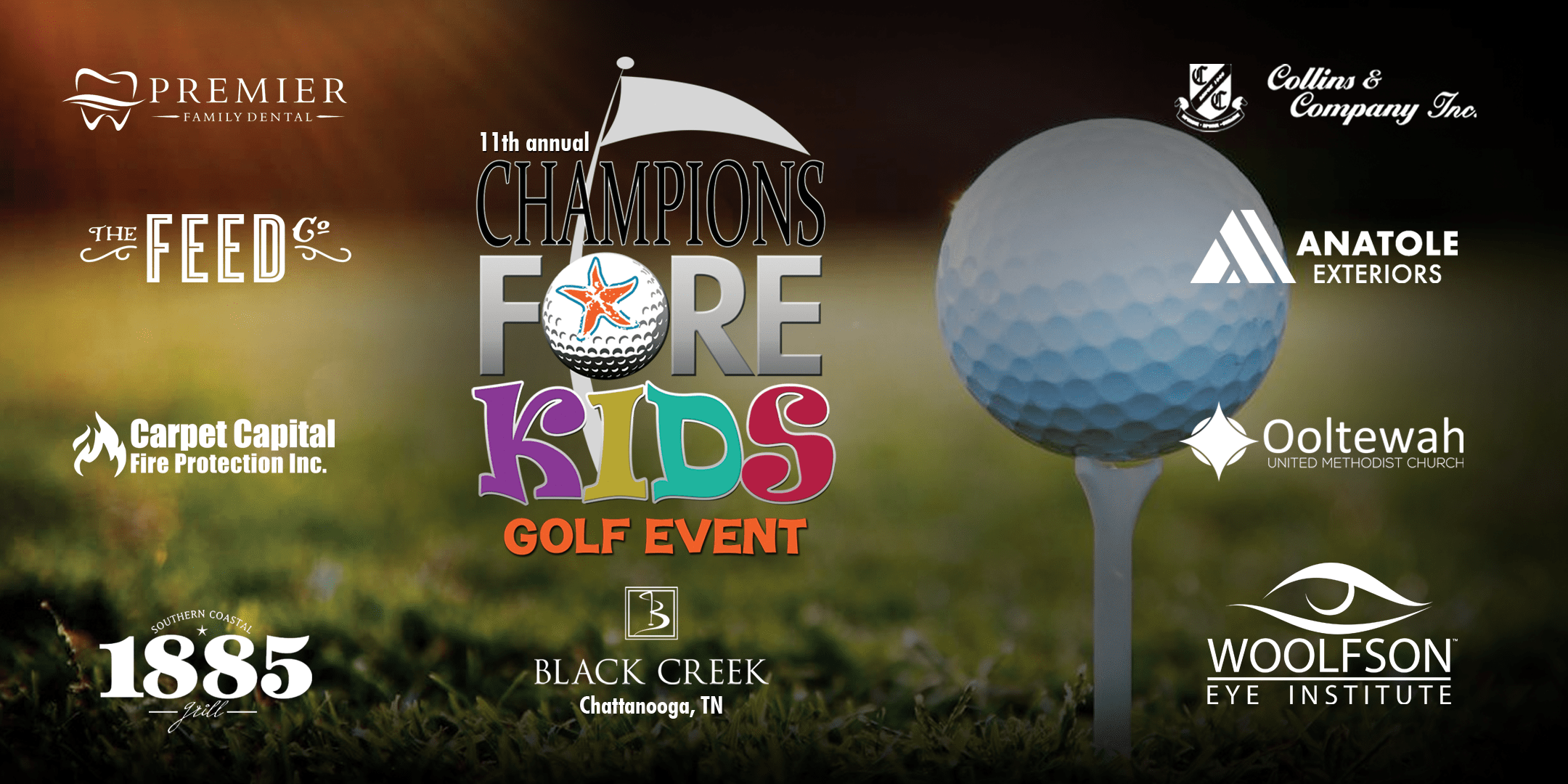 Champions FORE Kids Charity Golf Tournament
