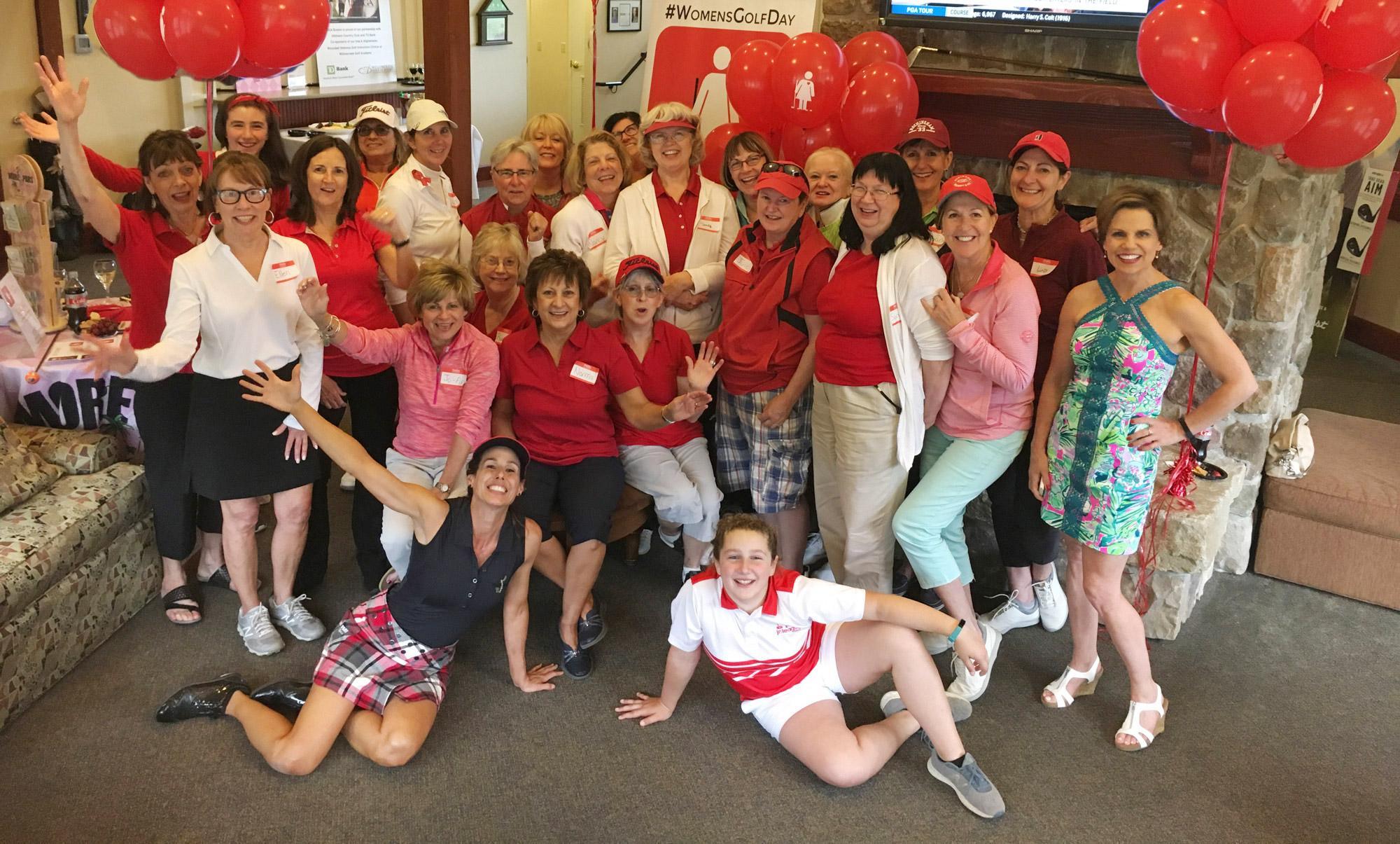 Women's Golf Day JUNE 1, 2021 at Atkinson Resort