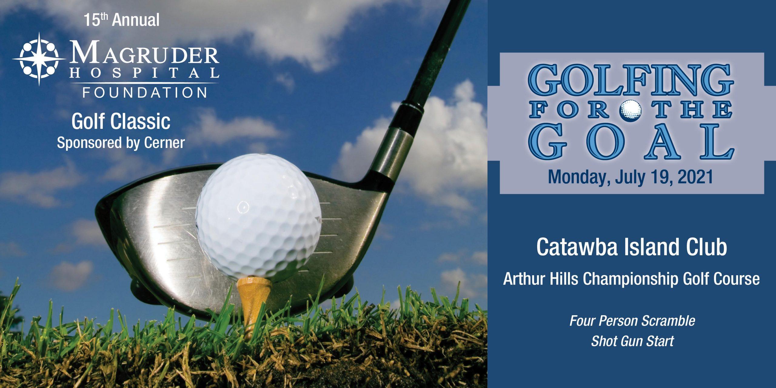 Magruder Hospital Foundation Golfing for the Goal
