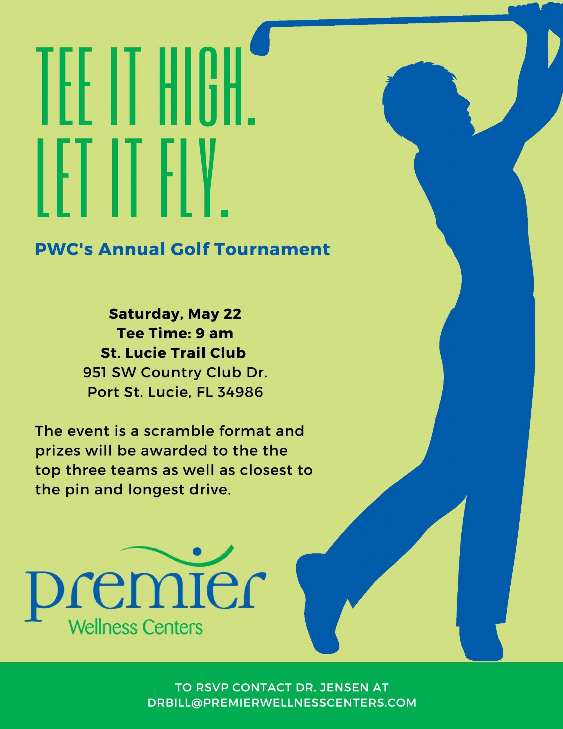 Premier Wellness Centers Golf Tournament