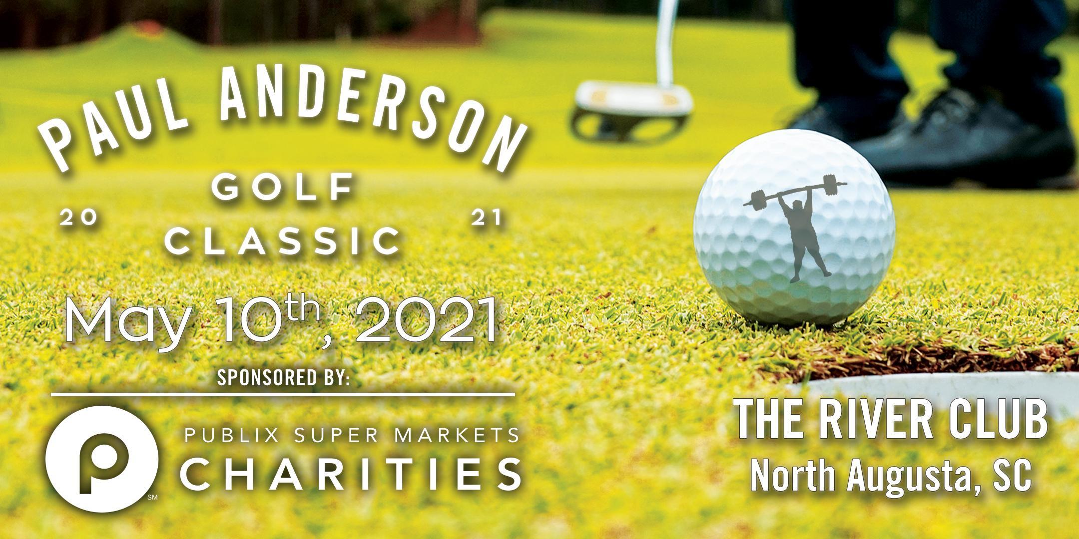 2021 Paul Anderson Golf Classic