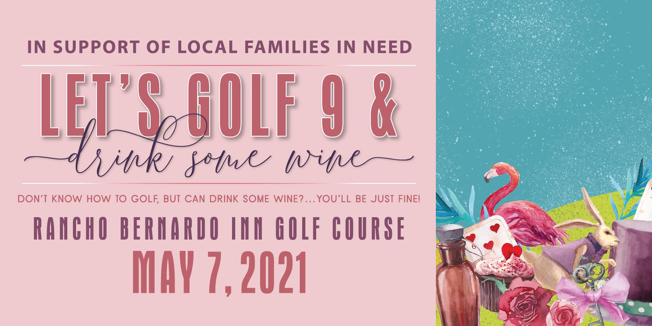 Moms Gone Mad Golf Tournament For Families In Need