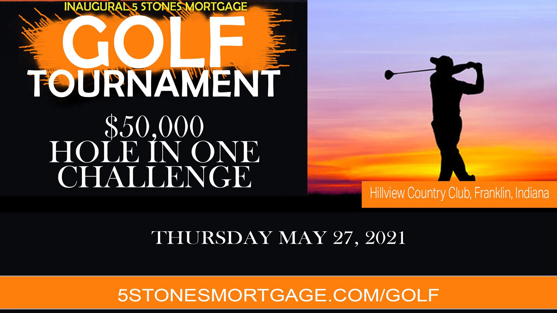 5 Stones Golf Outing