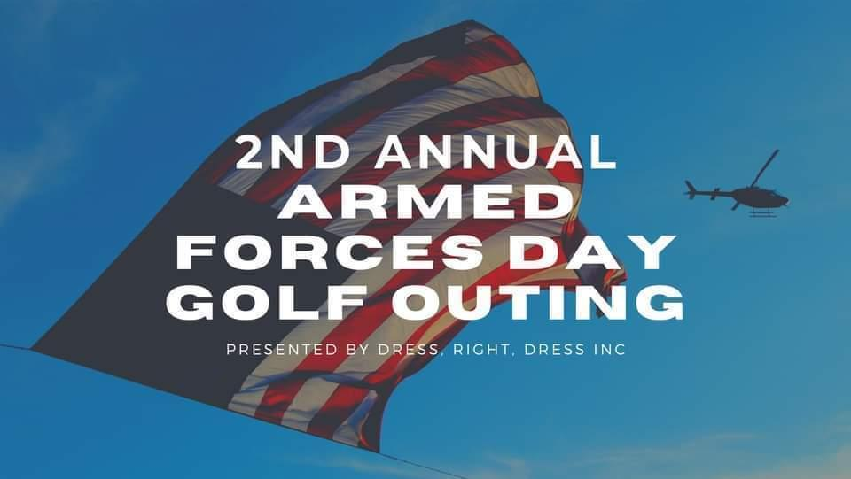 2nd Annual Armed Forces Day Golf Outing