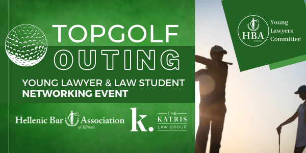 Topgolf Outing for Young Lawyers & Law Students