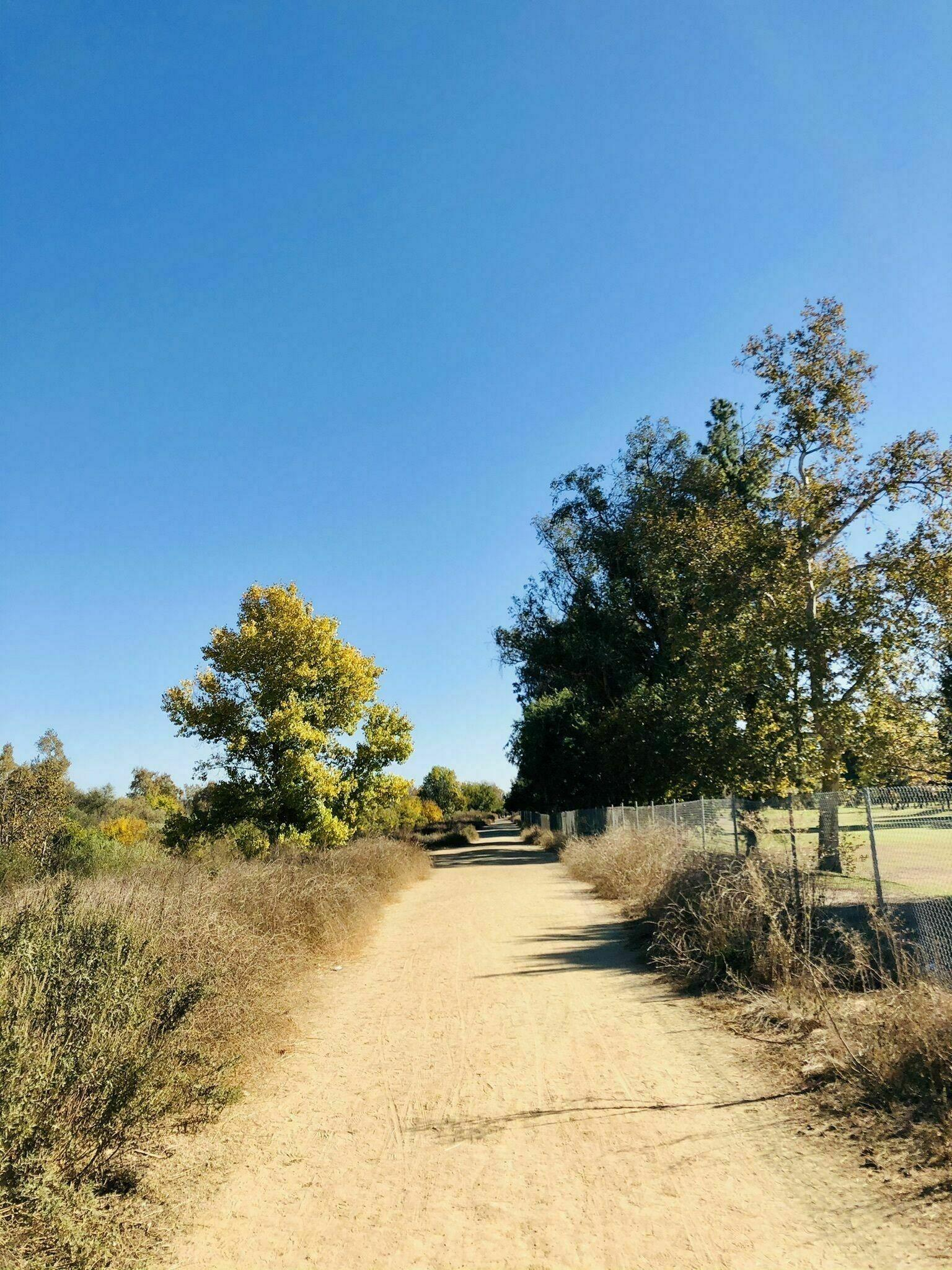 Easy 3 mile Walking trail around Encino Golf Course Tuesday @8:30AM