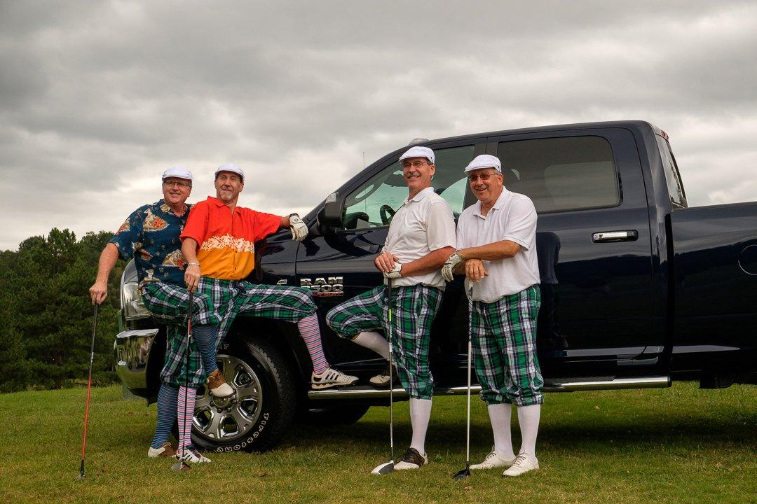 """The Emmett"" Mayberry Days Golf Tournament, 2021"