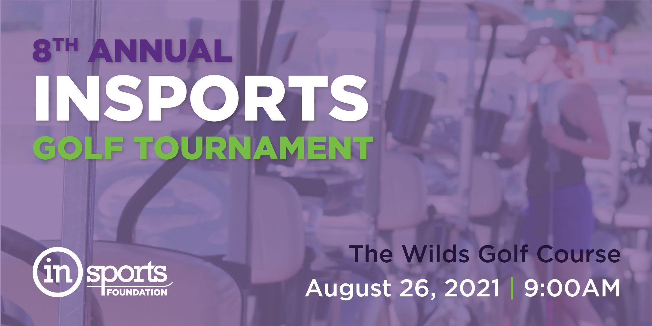 InSports Foundation Golf Tournament