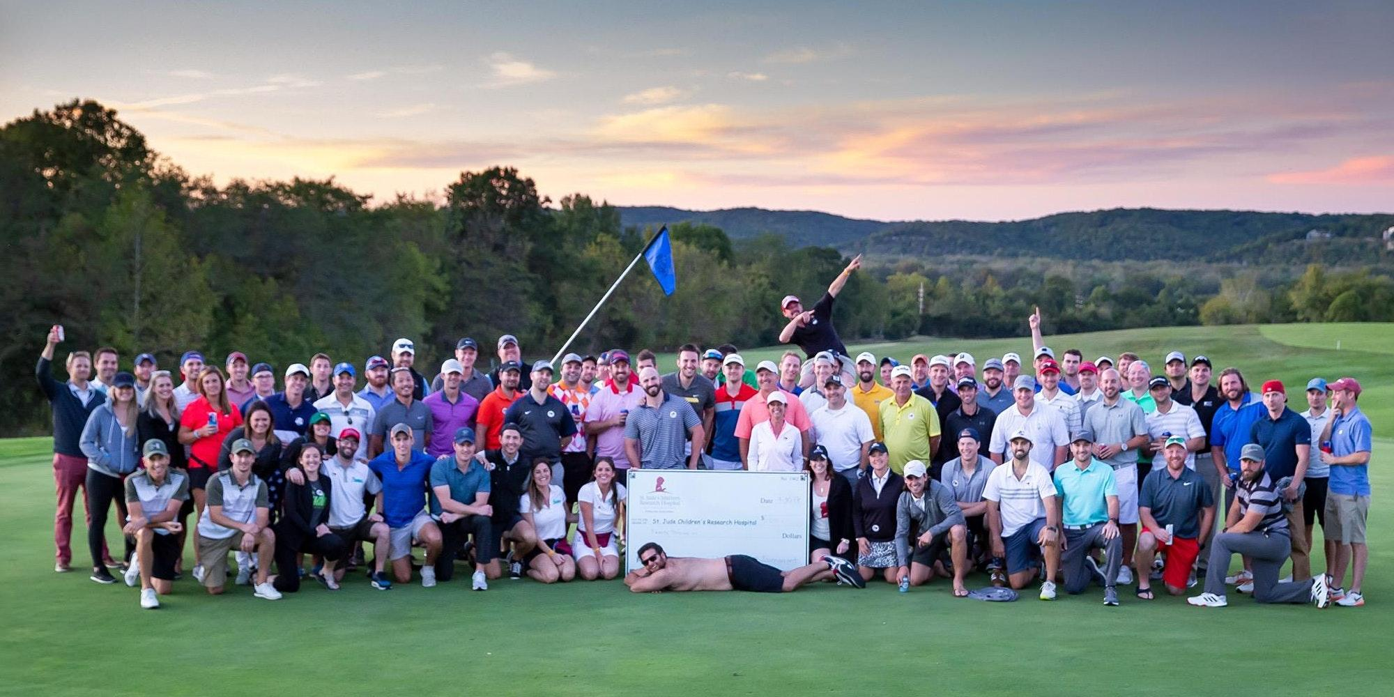 The 8th Annual Dudes Golf Tournament Benefitting St. Jude