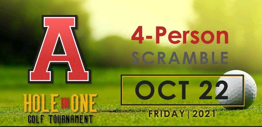 """""""A"""" Hole in One Golf Tournament"""
