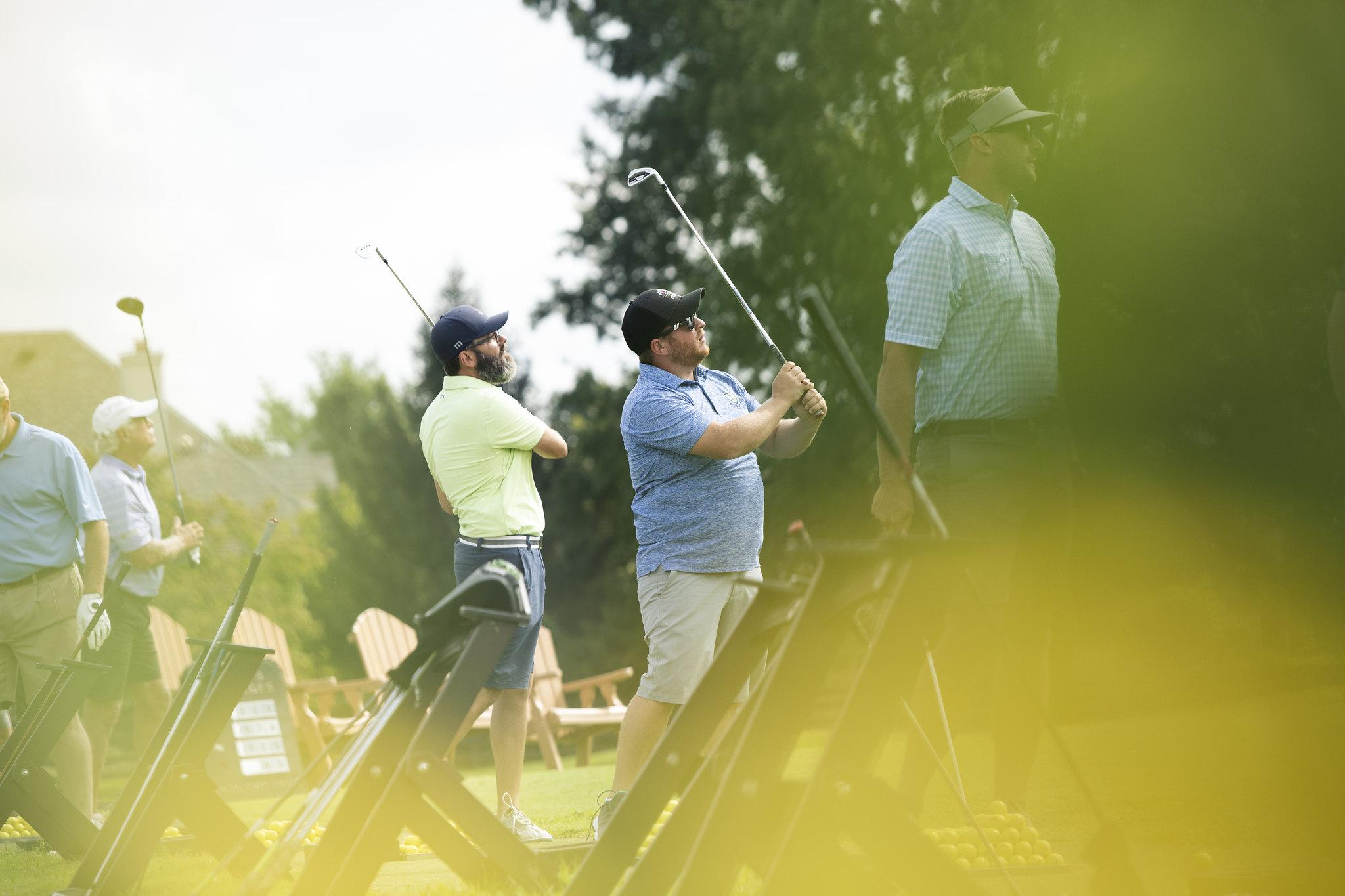 The 18th Annual Heritage Classic Golf Tournament