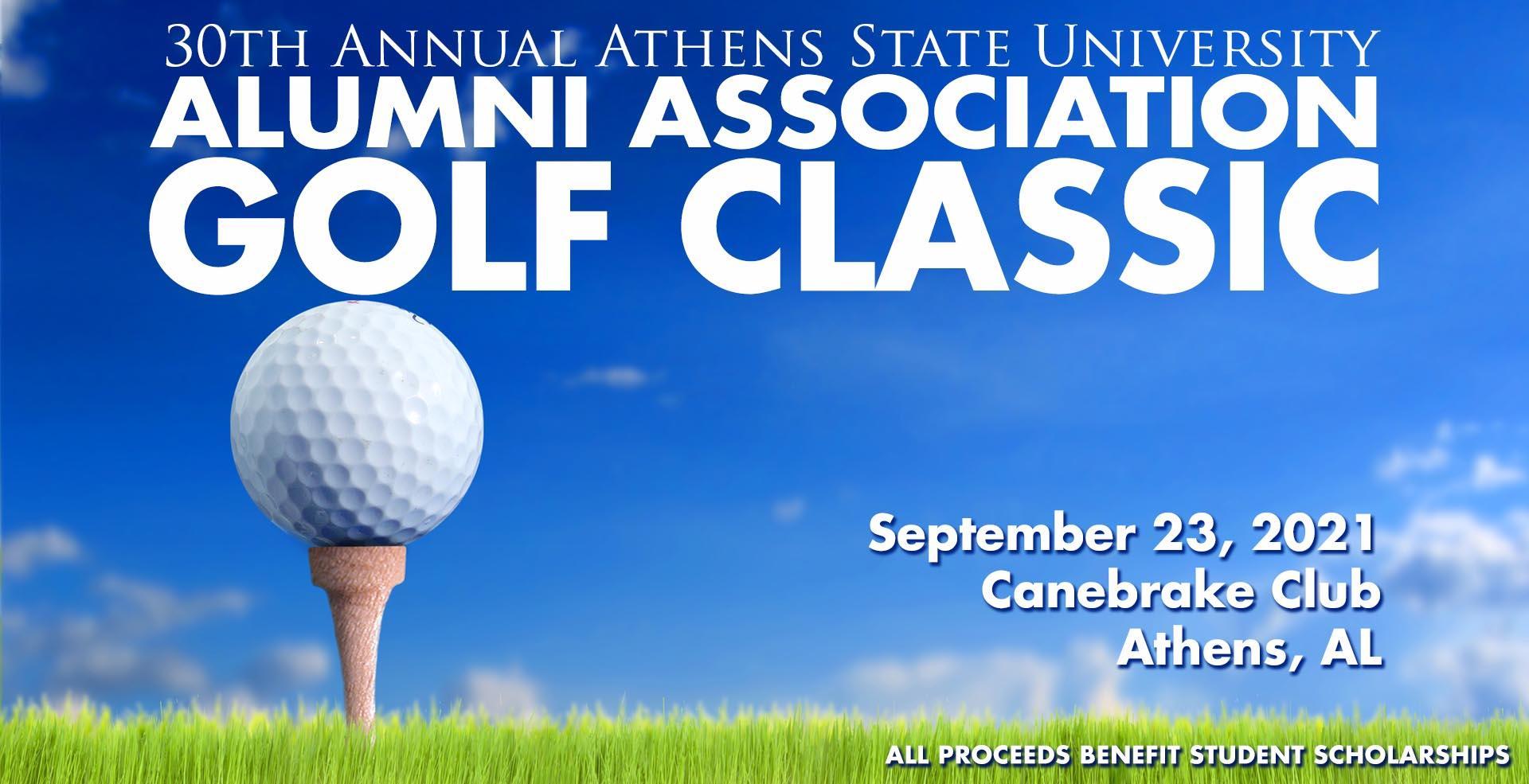 2021 Alumni Association Golf Classic