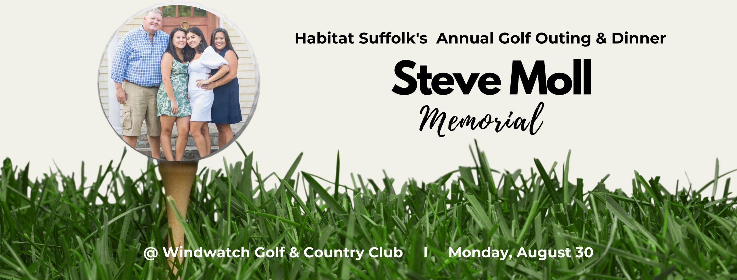 Habitat Suffolk's 2021 Annual Golf Outing & Dinner in Memory of Steve Moll