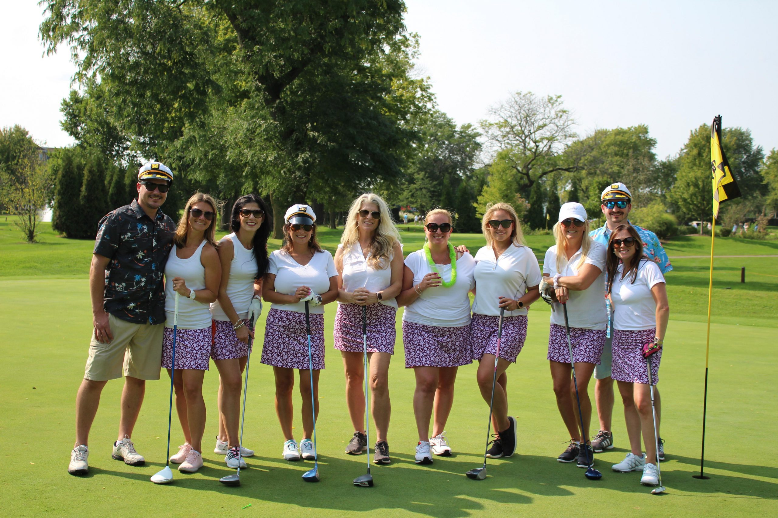SLSF Women's Golf Outing 2021
